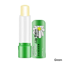 Famous Heart Of Love Chamomile Natural Plant Essence Colorless Protective Deep Moisturizing LIpstick Chapstick Lock Water Hydrating Lip Balm 6g