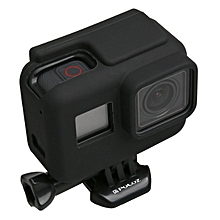 PULUZ Housing Cover Silicone Protective Case with Lens Cover For Gopro Hero 5