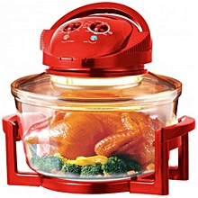 ST-CO9151  - Convection Oven - Red..
