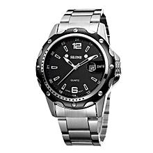 Full Steel Watches For Men Waterproof Quartz Watch Men Luxury Top Brand Famous Male Clock Wristwatch Relojes Hombre