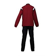 T/Suit Con14 Pre Suit- F76922red/Black- 2xl