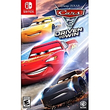 Switch Game Cars 3