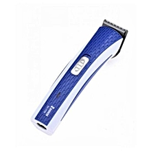 Rechargeable Adults and Baby  shaver  - White & Blue