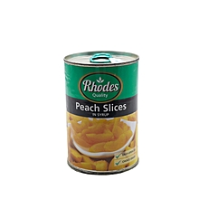 Peach Slices In Syrup 410g