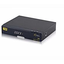 OpenBox V8 Golden DVB-T2/S2/C TV Box