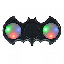 Batman Fidget Spinner LED -  Black