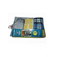 Boxer shorts -3 in 1