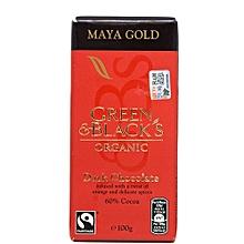 Organic Maya Gold 100g