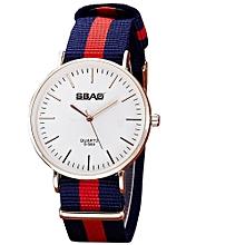 guoaivo SBAO  Fashion Temperament Vintage Couple Simple High-end Watches - Multicolor F