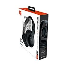 Tune 600 BTNC On-Ear Wireless Bluetooth Noise Canceling Headphones - Black
