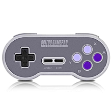8Bitdo SN30 Gamepad Game Controller Wireless Compact Joystick WWD