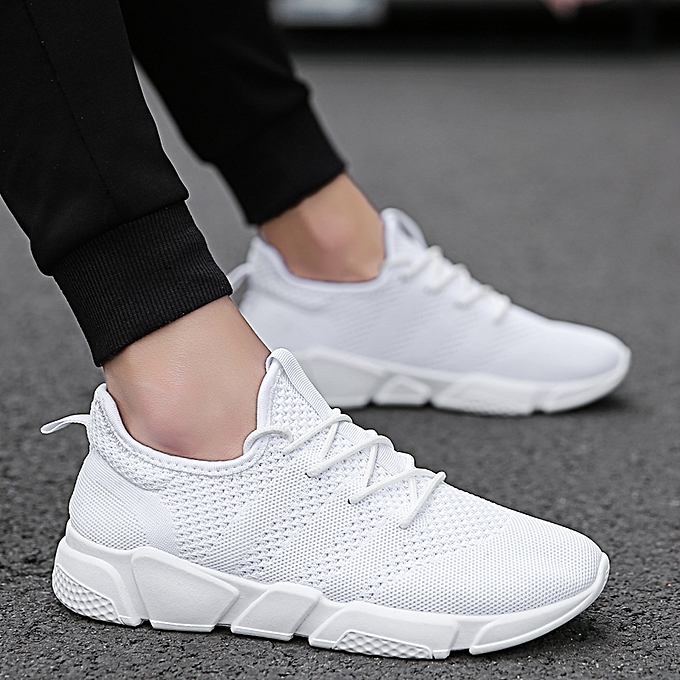 Tauntte Air Mesh Athletic Running Shoes Men Sneakers Casual Shoes ... 4ef3a03f14e0