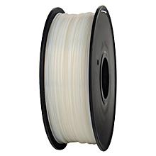 340m 1.75mm PLA 3D Printing Filament Biodegradable Material - Transparent