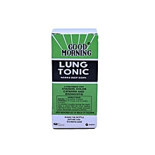 G/M Lung Tonic Cough Syrup - 60ml