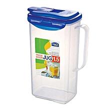 Water Jug PP,  1.5L (HPL733) - Clear