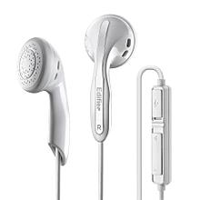 Edifier K180 Communicator Earphone with Microphone (White)   POWERLI