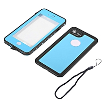 Waterproof Smart Phone Protective Case Cover Dot Printed Suitable For iPhone 7