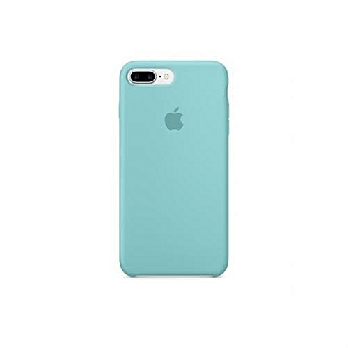 best sneakers e9a0b 8aee2 Apple iPhone 6 / 6S Silicone cover - Sea blue