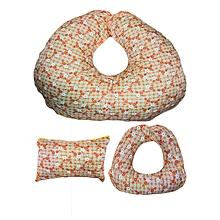 Nursing Pillow-Orangish