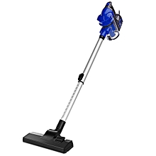 SV - 829 Portable 2-in-1 Handheld Vacuum Cleaner Powerful Cleaning Dust Catcher-Blue