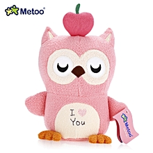 Cute Magic Animal Stuffed Plush Doll Comforter Toy Birthday Gift 7 Inch - Light Pink