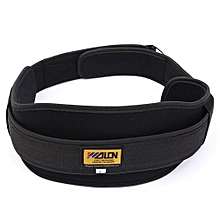 Neoprene Weight Lifting Belt Gym Fitness Wide Back Support Training Size S