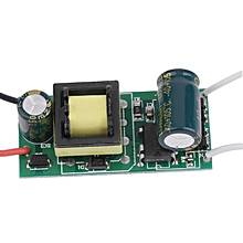Home-85-265V 180-300mA+/-5% LED Constant Current Driver High Power Bare Board-Green