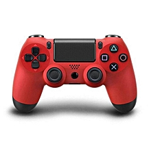 Bluetooth Wireless PS4 Controller for PS4 Vibration Joystick Gamepad PS4 Game Controller Color:Red BDZ