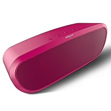 ZEALOT S9 Bluetooth Speaker Wireless Stereo Sound Box Dual Bass Loudspeaker Support FM Radio TF Card AUX IN U Disk Music Play Built-in Microphone