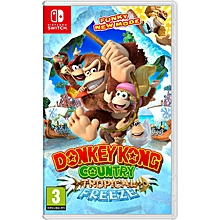 Switch Game Donkey Kong Country Tropical Feeze