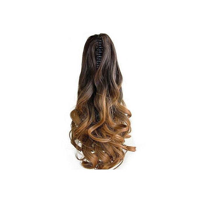 Buy Todo 20 Inch Ombre Claw 7 Piece 16 Clip Synthetic Hair