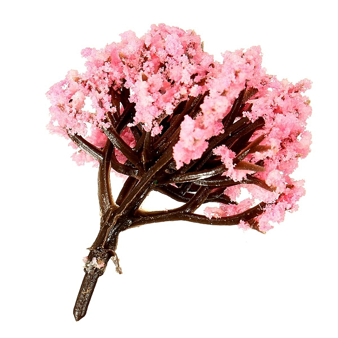 Buy generic light pink flower tree miniature fairy garden dollhouse light pink flower tree miniature fairy garden dollhouse layout model decor 4cm mightylinksfo