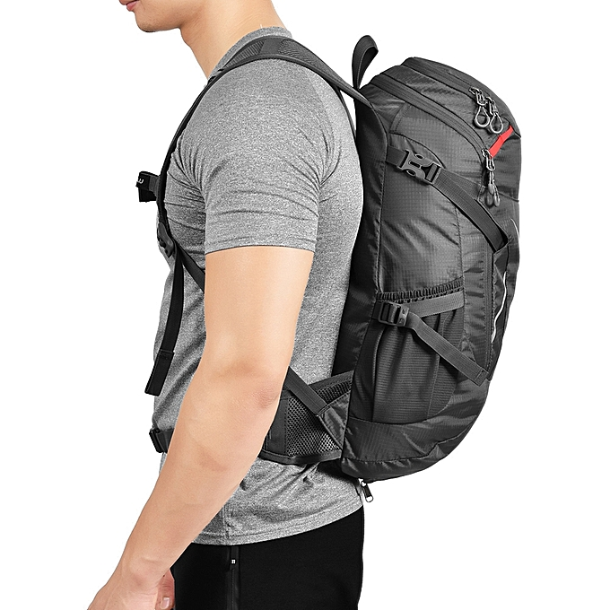 669274196d22 Foldable Outdoor Backpack 18-20L Ultralight Backpack Climbing Camping  Cycling Hiking Traveling Bag with Waterproof Rain Cover