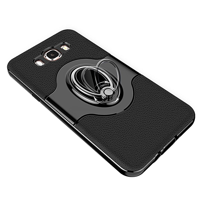 ... Case For Samsung Galaxy J7 2016 / J710,360 Degree Rotating Ring Kickstand With Magnetic ...