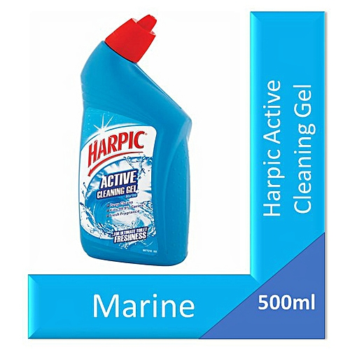 Harpic Active Cleaning Gel Marine 500ml Best Price Jumia Kenya