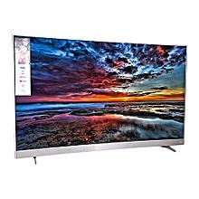 """49P3CFS - 49"""" CURVED FULL HD SMART TV 49P3CFS - Black"""