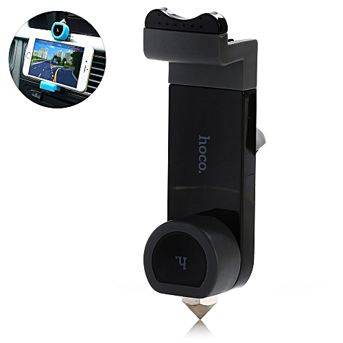 c905b69b5c7e9d Hoco Hoco CPH07 Universal Car Vent Holder - Black @ Best Price ...
