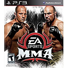 PS3 Game MMA