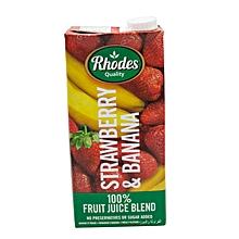 Juice Strawberry/Banana 1l