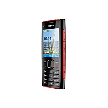 Nokia X2-00 2G Mobile Phone - Red