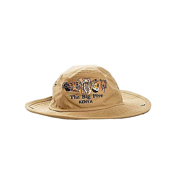 3e2b305fdcb Generic Unisex Cotton safari hat   Best Price