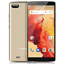 "A20 - 5.5"" 3G 1GB/8GB 3000mAh Android 8.0 Dual SIM - Golden"