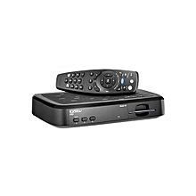 Dstv HD Decoder - Black - One Month Compact Subscription