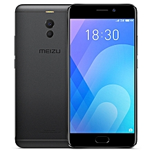 MEIZU M6 Note 4G Smartphone 5.5 inch Android 6.0 Snapdragon 625 Octa Core 2.0GHz 3GB RAM 32GB ROM 12.0MP + 5.0MP Double Rear Cameras -BLACK