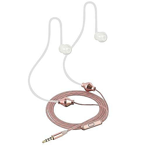 Anti-radiation Earphones (Air tube stereo protection noise cancellation earphones with superb bass)