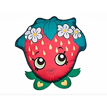 Strawberry Shaped Cushion 30 cm x 32 cm