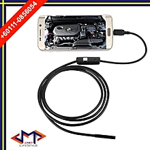 Lens Endoscope Camera spy Waterproof Inspection Borescope Android Device spycam JY-M