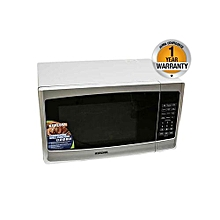 BMO-925EG - Digital Control Microwave Oven With Grill - 25 Litres - Silver.