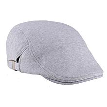 Casual Men Women Duckbill Ivy Cap Golf Driving Flat Cabbie Newsboy Beret Hat