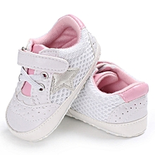 Baby Shoes Girl Newborn Crib Soft Sole Shoe Sneakers